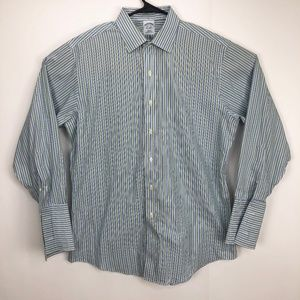 Brooks Brothers Slim Fit French Cuff 16.5 / 33
